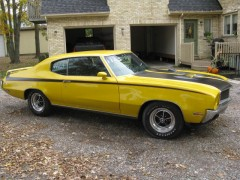 1970 Buick Stage 1 GSX